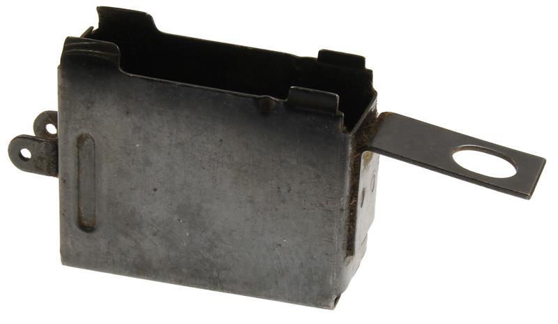 Magazine Box, 12 Ga., Stripped (w/ Front & Rear Tabs)