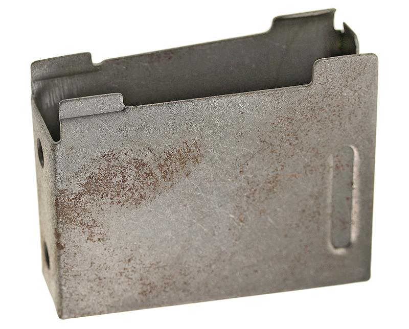Magazine Box, 20 Ga., Stripped, Used Factory Original (w/ Front & Rear Tabs)