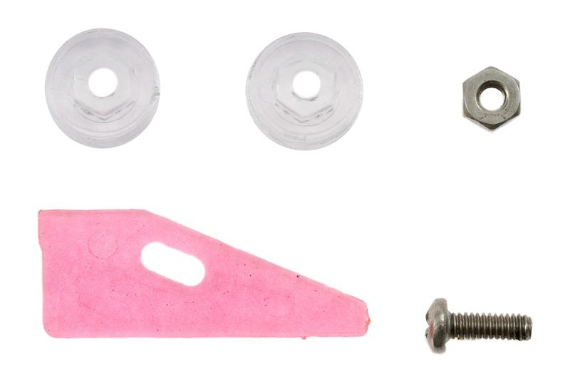 Front Sight Post Assembly, Pink Plastic, New Factory Original