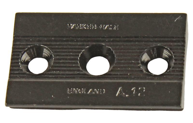 Scope Mount Block, 2 Piece, #12 - Manufactured by Parker Hale w/o Screws