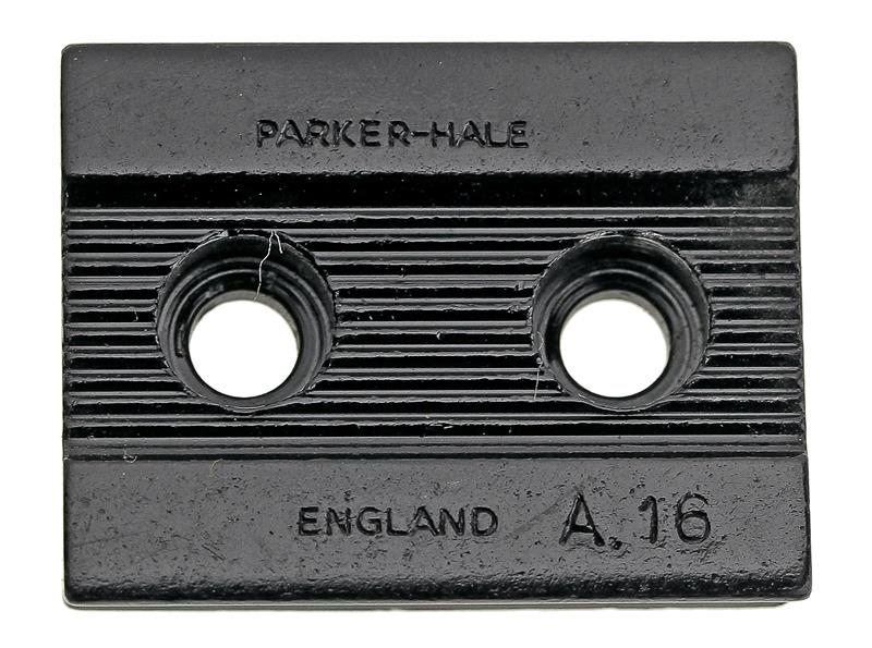 Scope Mount Block, 2 Piece Style, A16 - Manufactured by Parker Hale w/o Screws