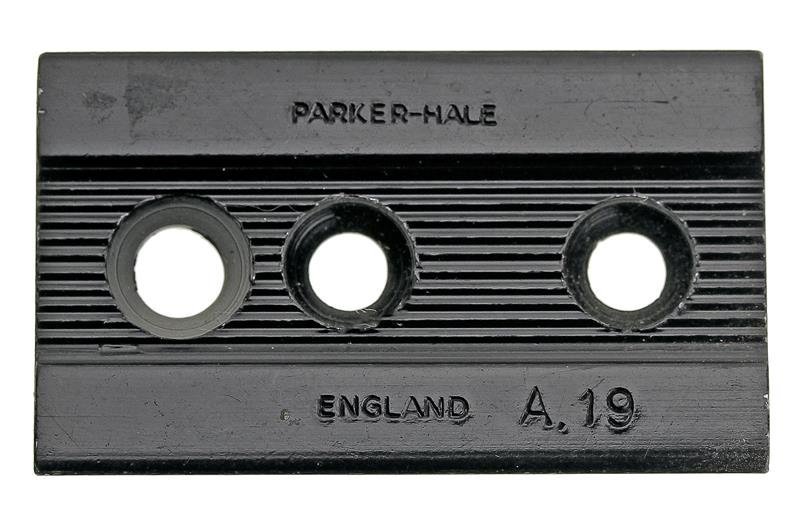Scope Mount Block, 2 Piece, A19 - Manufactured by Parker Hale w/o Screws