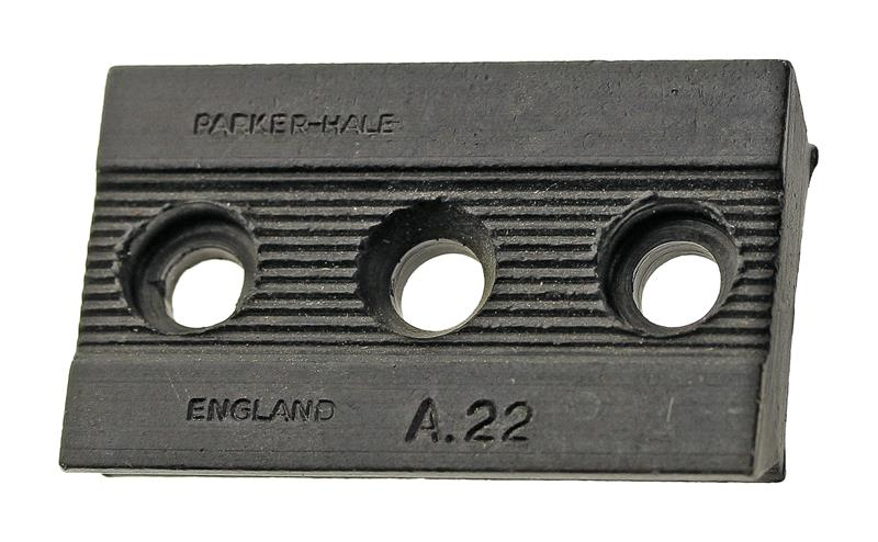 Scope Mount Block, 2 Piece, #22 - Manufactured by Parker Hale w/o Screws