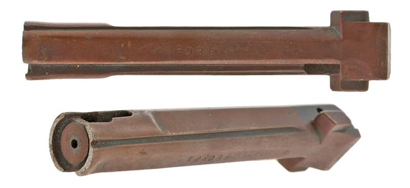 Bolt, .303 Cal., Stripped (Converted From Tokarev 40 Rifle Bolts)
