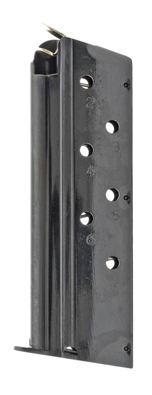 Magazine, .40 S&W, 7 Round, Blued, New Factory Original (Mec-Gar)