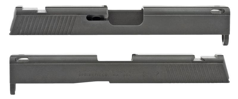 Slide, 9mm, Stripped, Black Melonite Finish, New Factory Original (Marked SW9GP)