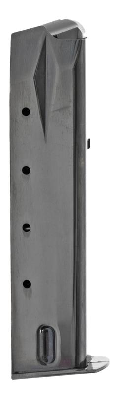 Magazine, 9mm, 20 Round, Blued, New (Mec-Gar)