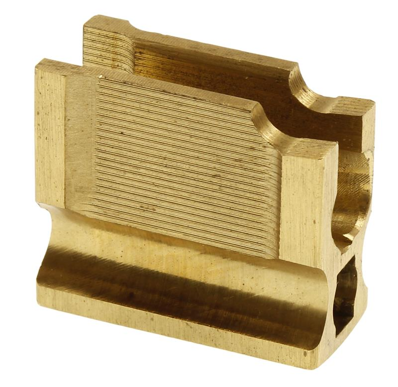 Carrier Block, .32-20, Alloy 360 Brass, New Reproduction