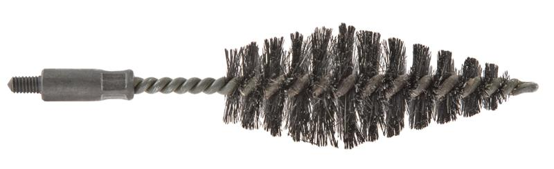 Bore Brush, .30 Cal., Nylon, 8x36 TPI Threaded End, OAL 4-1/2