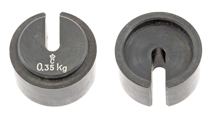 Trigger Pull Scale Weight, .035 Kg, Used Factory Original (Swedish)
