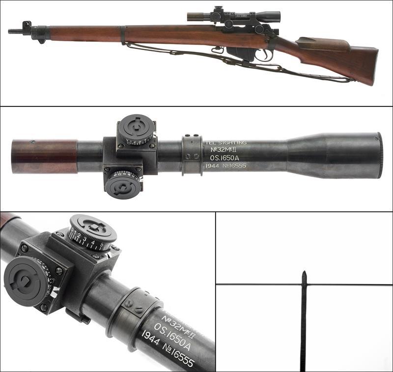 Sniper Scope, No. 32, MKII, Reproduction