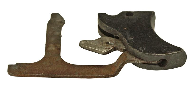 Trigger Assembly, Used Factory Original