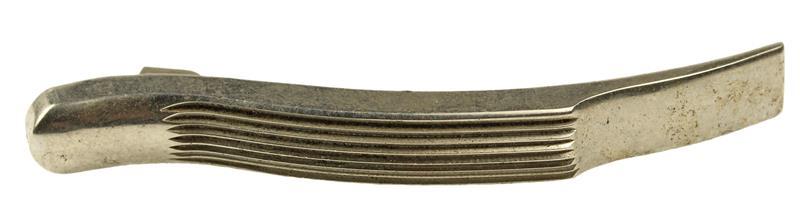 Grip Safety, Nickel Aluminum, Used Factory Original (Lever)