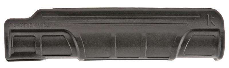 Forend, 12 Ga., Blackhawk, Tactical, Black Polymer (Made By Knoxx Ind)