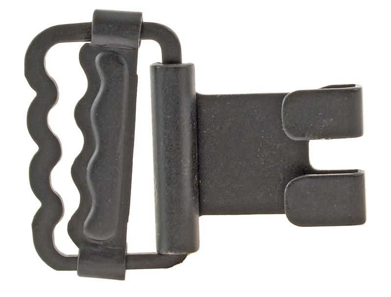 Clip & Buckle Assembly, M17/M17A1/M17A2 Gas Mask