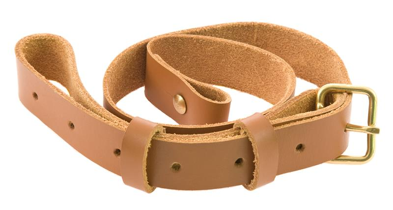 Sling, Tan Leather, 1-1/8