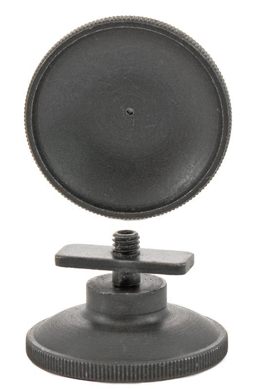 Eyepiece w/ Locking Plate, Standard (Fits Pedersoli Creedmoor Rear Tang Sight)