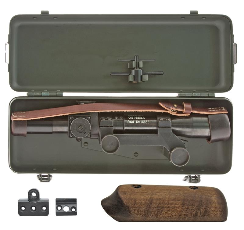 Scope & Accessory Combo Set, Enfield No. 32 MKII