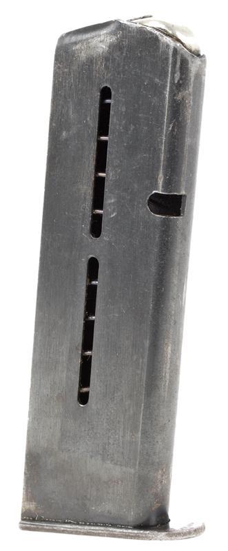 Magazine, 9mm Largo / .38 Auto, 8 Round, Blued, Used (Factory)