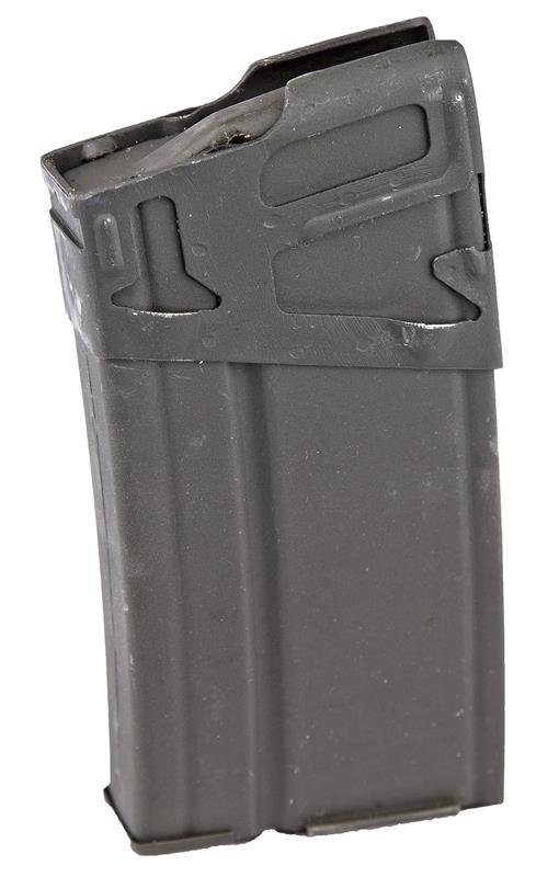 Magazine, .308 Cal. (7.62x51), 20 Rd, Black Phosphate Finish, Used (Factory)