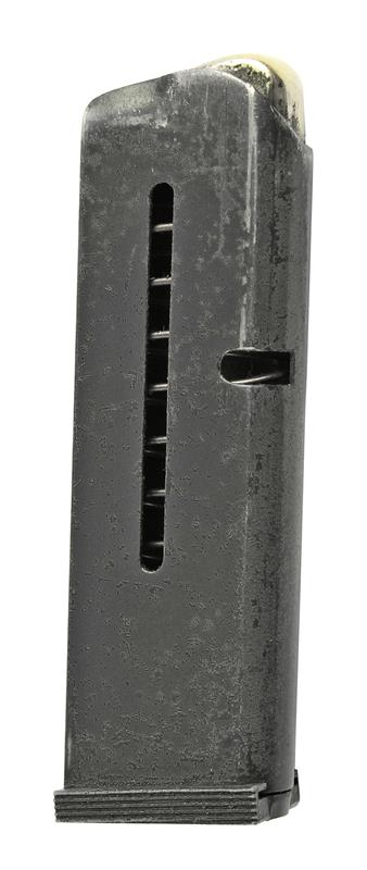 Magazine, .380 Cal., 6 Round, Early Style, Blued, Used (Factory)