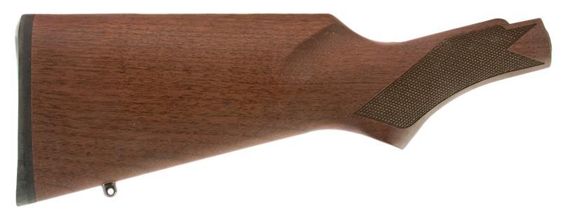 Stock, Walnut, Pistol Grip, Checkered, Satin Finish, Rifle Pad, New