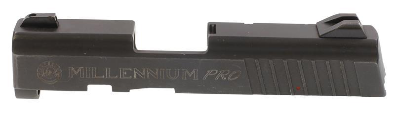 Slide Assembly, 9mm, Millennium, Blued
