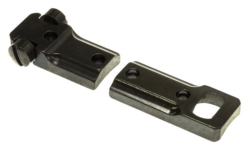 Scope Mount Base, 2 Pc Reversible Front & Rear, Leupold, New Factory Original