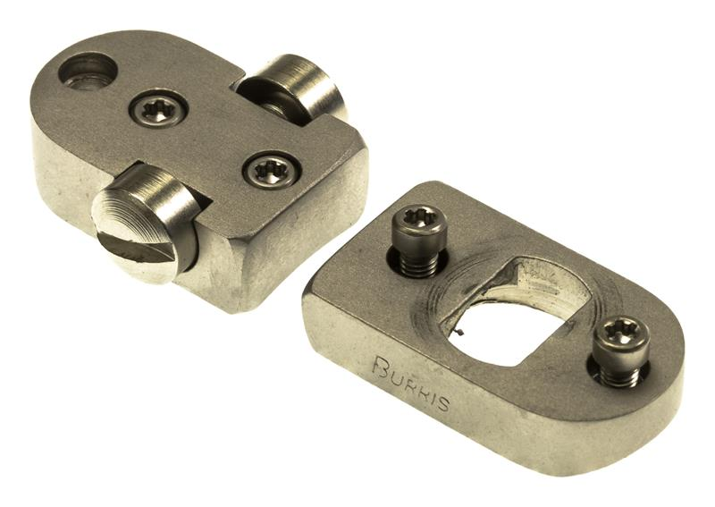 Scope Mount Base, 2 Piece, Burris, Winchester, Browning, Marlin, TU-70A