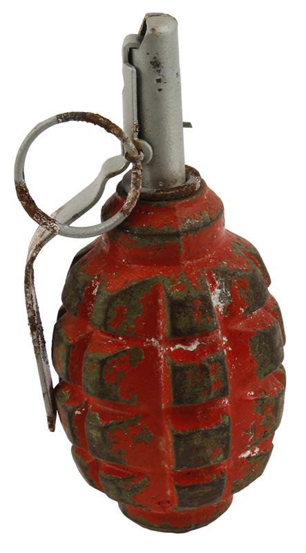 F1 Practice Grenade, Bulgarian