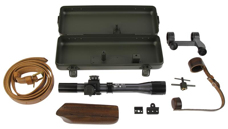 Scope & Accessory Combo Set, Enfield No. 32 MK I