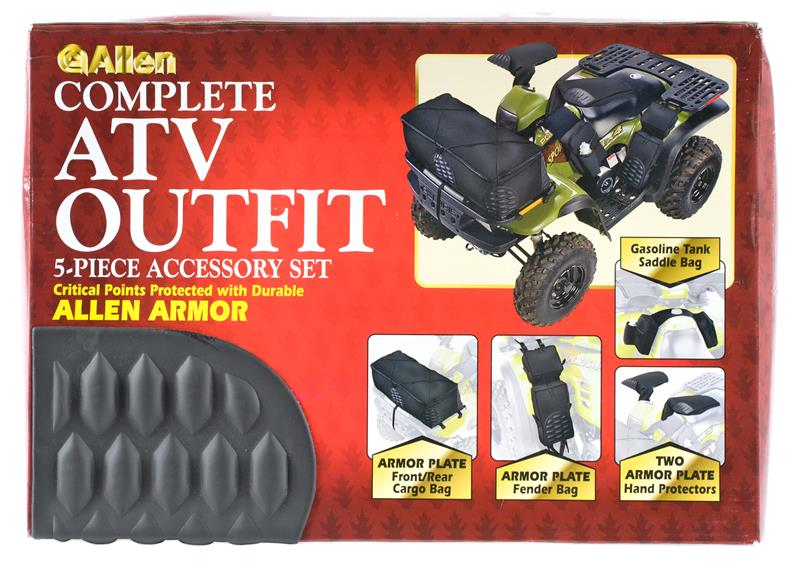 ATV 5- Piece Accessory Set