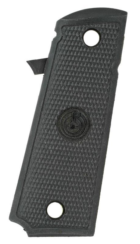 Grip w/ Para Ordnance Logo, Right, Plastic, Black