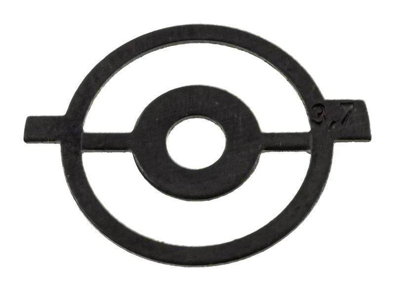 Front Sight Aperture Insert, 3.7, Globe, Used Factory Original