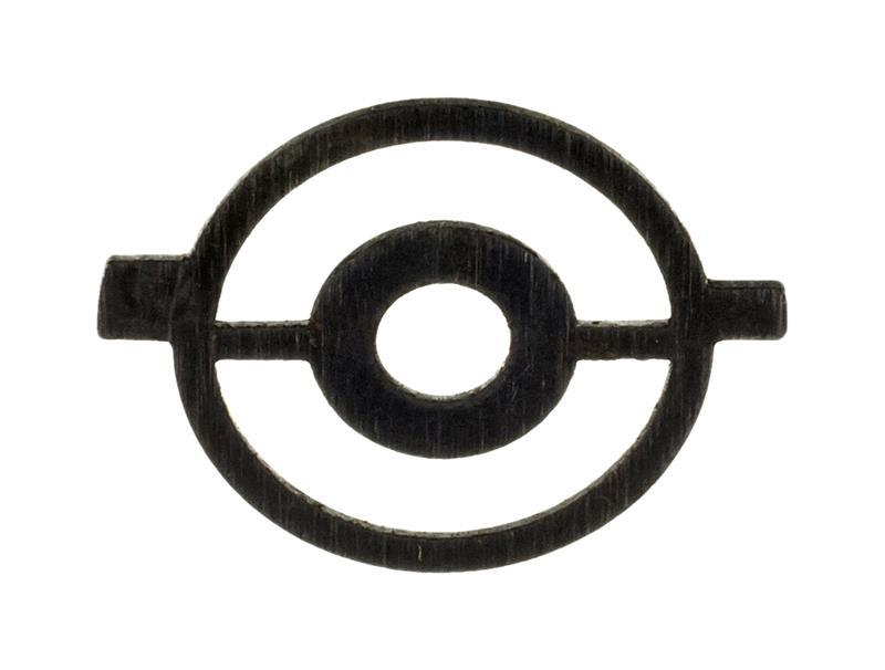 Front Sight Aperture Insert, 4.2, Globe, Used Factory Original