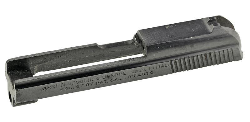 Slide Assembly, .25 Cal., Blued (Takes Type III Firing Pin)