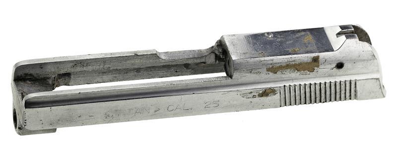 Slide Assembly, .25 Cal., Chrome (Takes Type II Firing Pin), Used, Original