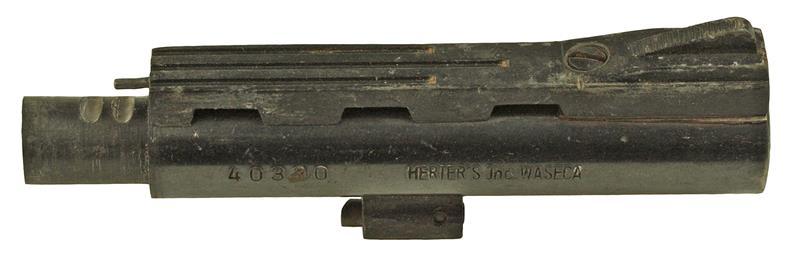 Barrel, .38 Cal., 4
