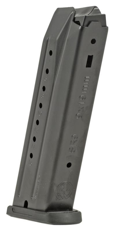 Magazine, 9mm, 17 Round, Blued, New (Factory)