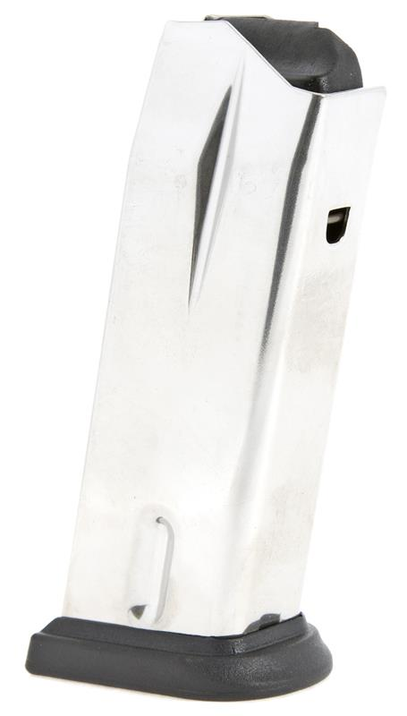 Magazine, 9mm, 10 Round, Stainless, New (Sub-Compact; Factory)
