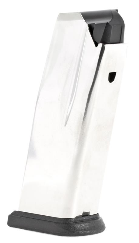 Magazine, .45 ACP, 10 Round, Stainless, New (Compact; Factory)