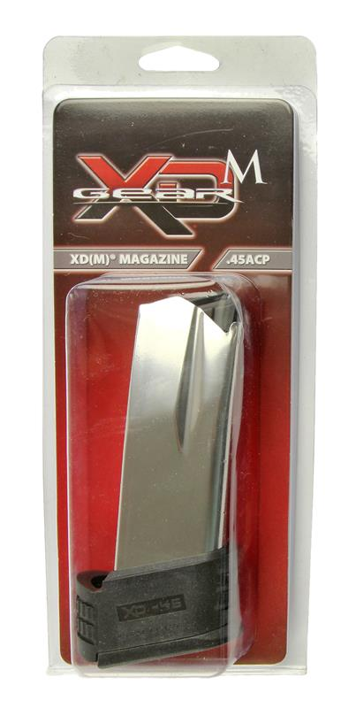 Magazine, .45 ACP, 13 Round, Stainless, New (Compact)