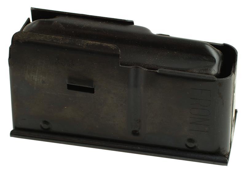 Magazine, .308, .243, .250 Sav & 7mm-08, 4 Round, Blued - -