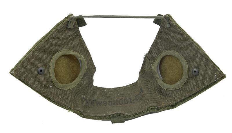 M17A1, M17A2 Gas Mask Winterization Kit