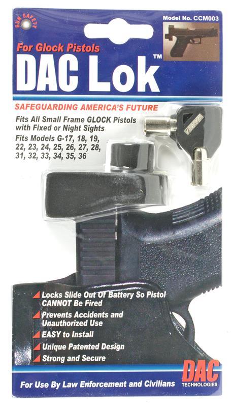 Glock DAK Lok Gunlock
