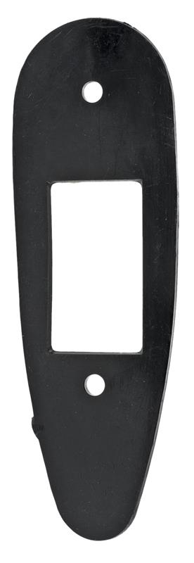 Buttplate / Recoil Pad Spacer, Black