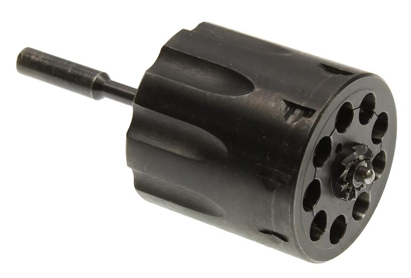 Cylinder w/Extractor, .22 LR, Blued, 1-1/2
