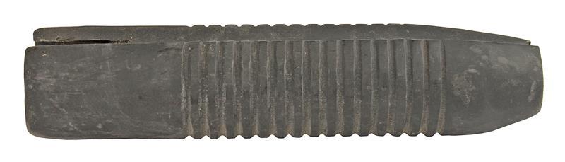 Forend, .410 Ga., Military Ribbed, Black Wood