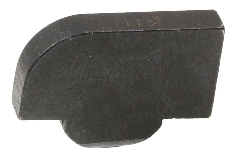 Front Sight Blade, Pin On, Partridge, .630 OAL, .125 Thick, .334 at Rear