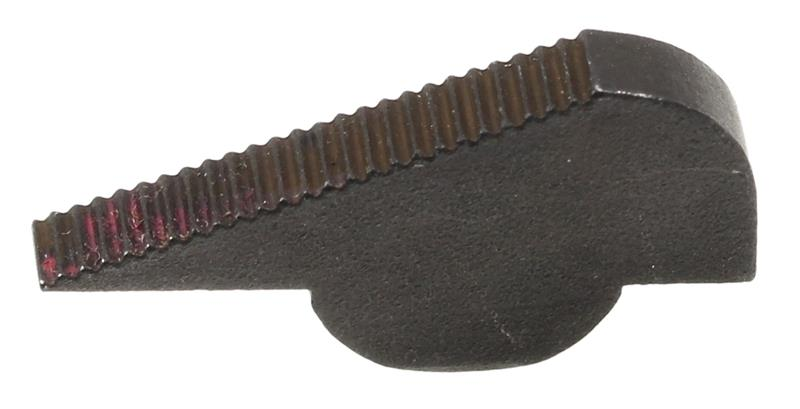 Front Sight Blade, Pin On, Serrated Back, .740 OAL, .125 Thick, .250 High